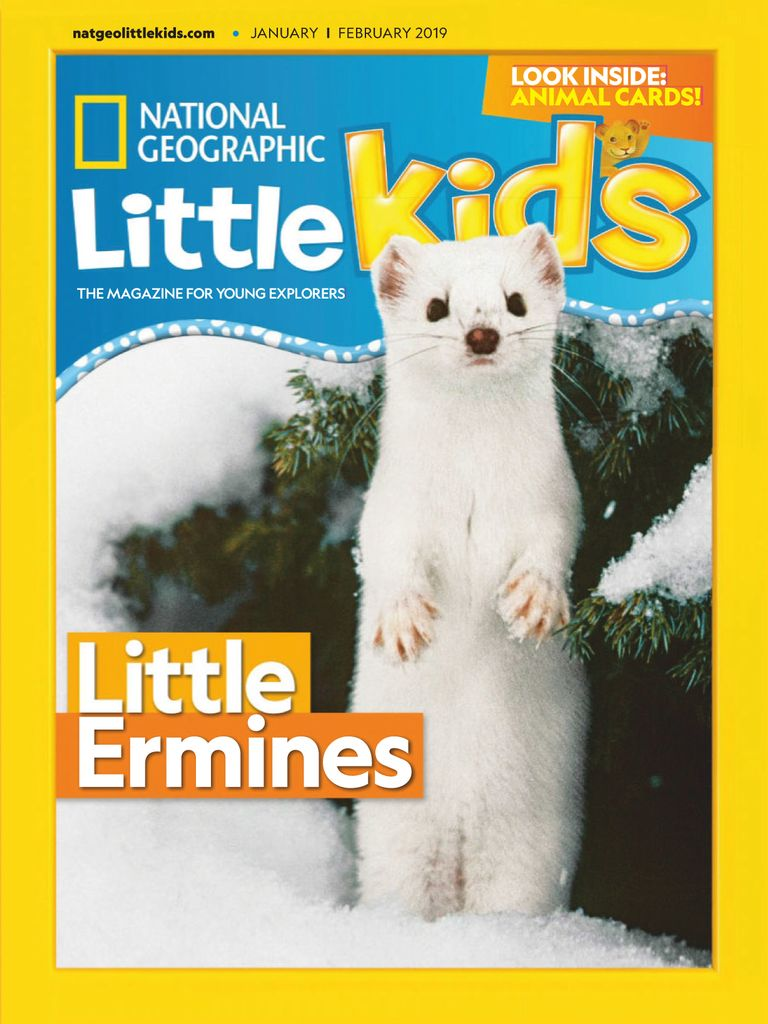 National Geographic Little Kids - January 2019