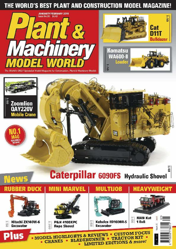 Plant & Machinery Model World – December 2018