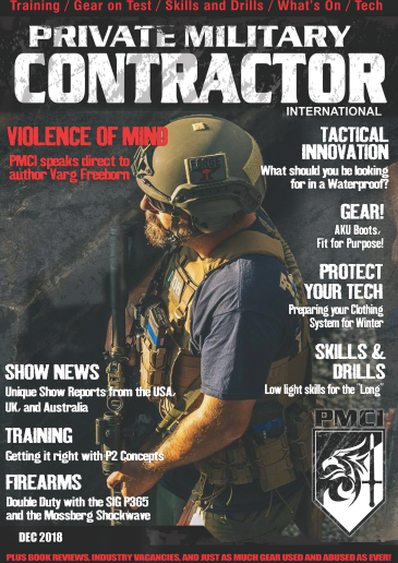 Private Military Contractor International - December 2018