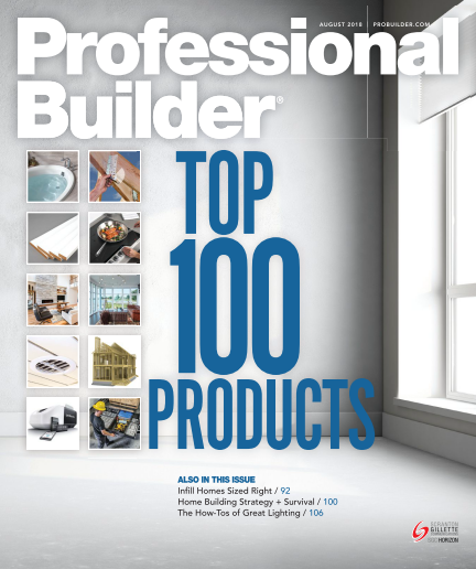 Professional Builder - August 2018