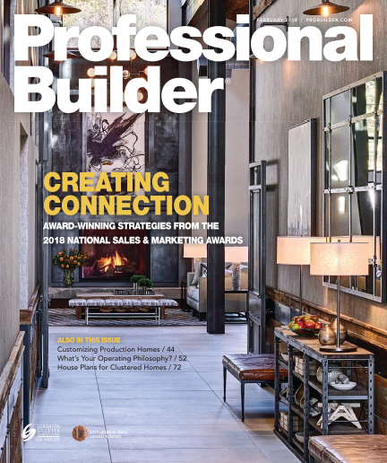 Professional Builder - February 2018