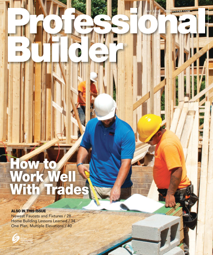 Professional Builder - July 2018