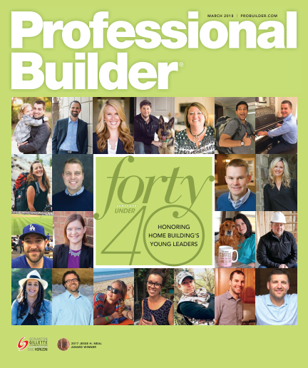 Professional Builder - March 2018