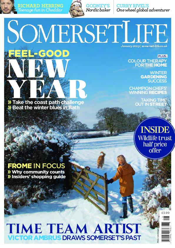 Somerset Life – January 2019