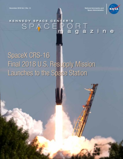 Spaceport Magazine - December 2018
