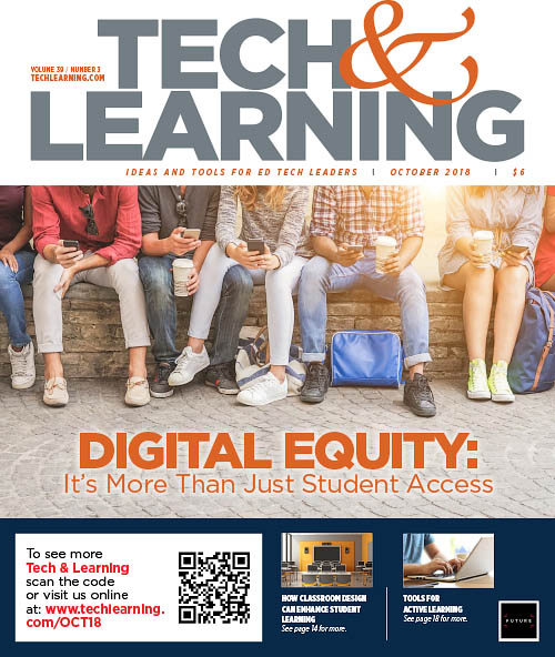 Tech & Learning - October 2018
