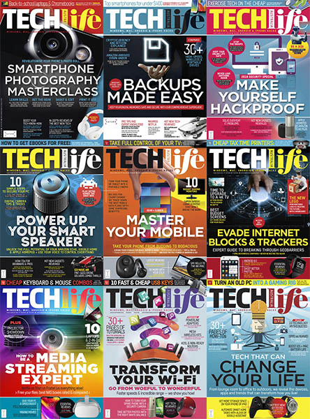 TechLife Australia - Full Year 2018 Collection