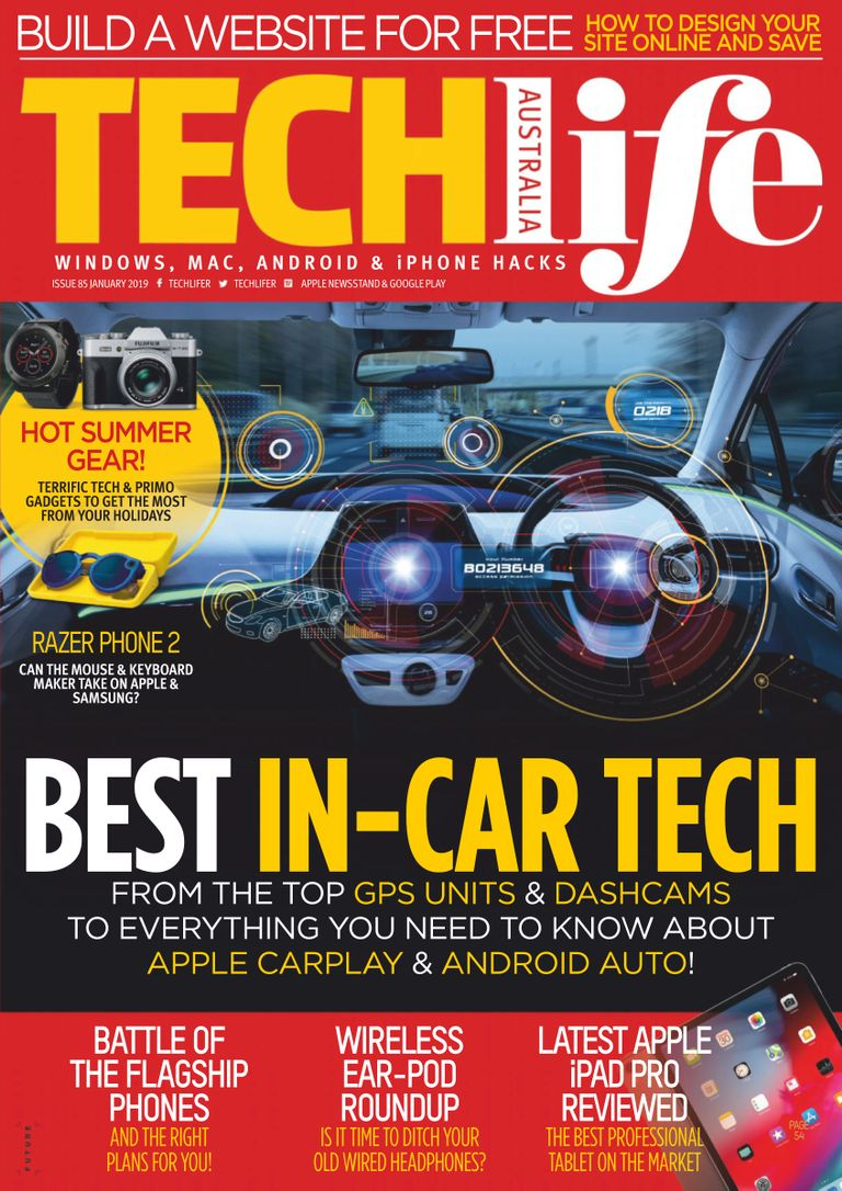 TechLife Australia - January 2019