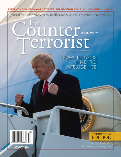 The Counter Terrorist - December 2018/January 2019