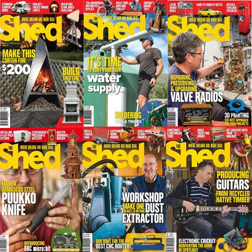 The Shed - Full Year 2018 Collection