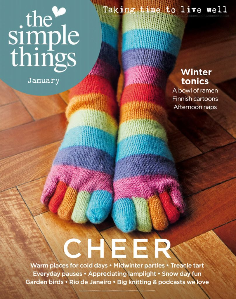 The Simple Things - January 2019