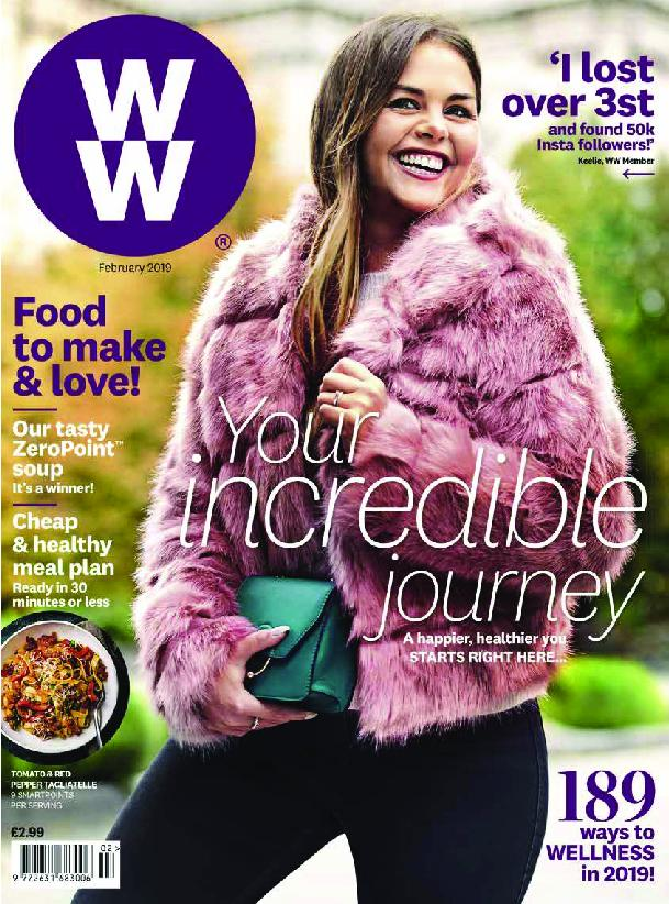 Weight Watchers UK – January 2019