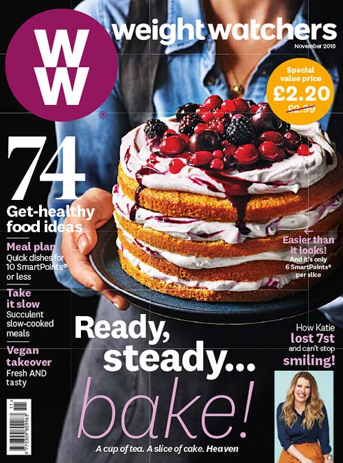 Weight Watchers UK – November 2018