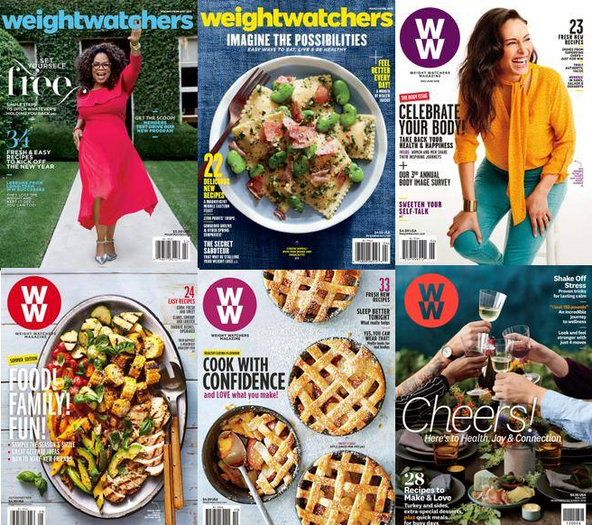 Weight Watchers USA - Full Year 2018 Collection