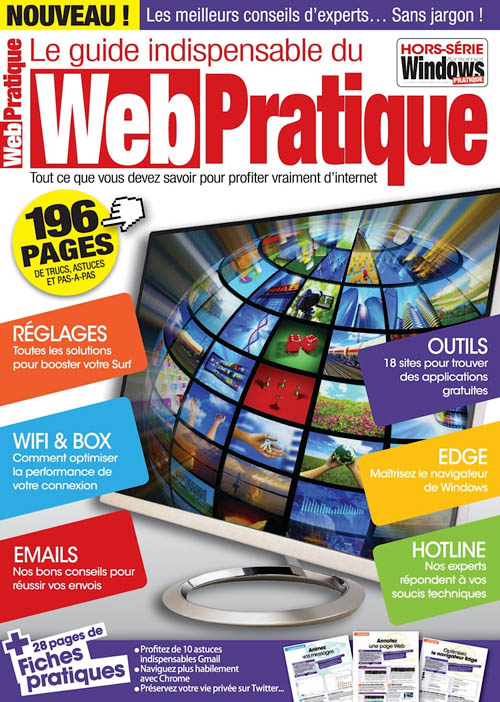 Windows & Internet Pratique Hors-Série N°18 - Guide Web Pratique 2018