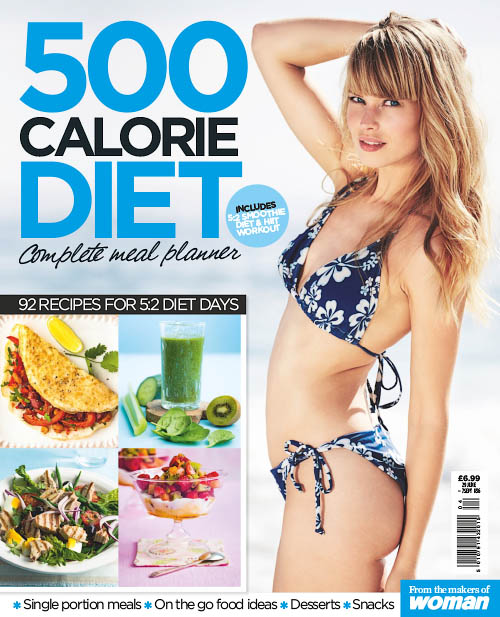 Woman Special Series - 500 Calorie Diet 2018