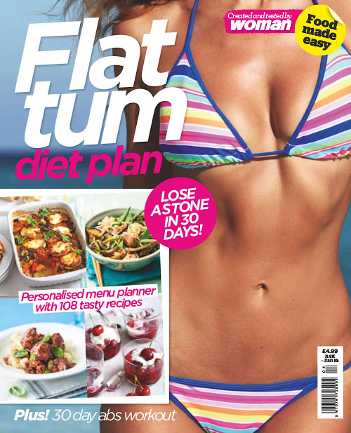 Woman Special Series - Flat Tum Diet Plan 2018