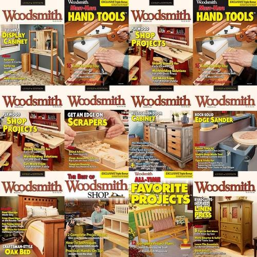 Woodsmith - Full Year 2018 Collection