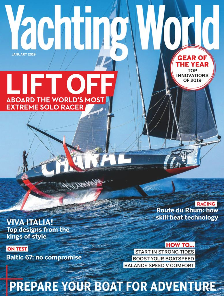Yachting World - January 2019