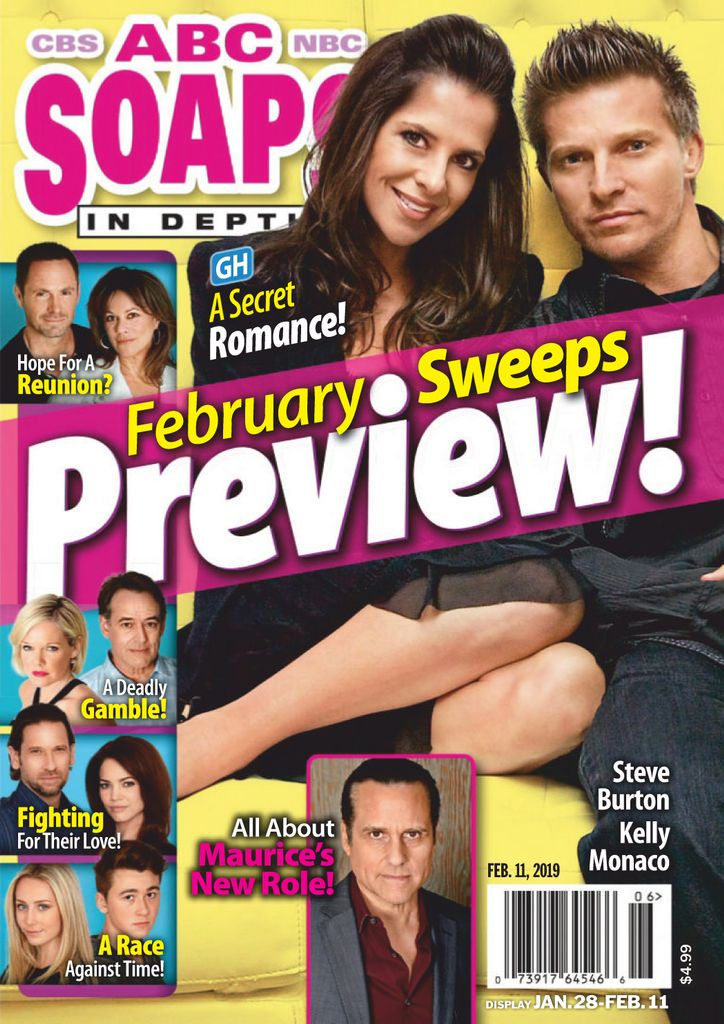 ABC Soaps In Depth - February 11, 2019