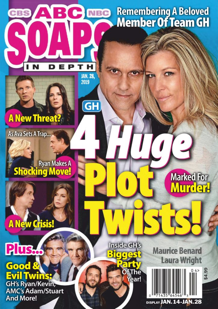 ABC Soaps In Depth - January 28, 2019