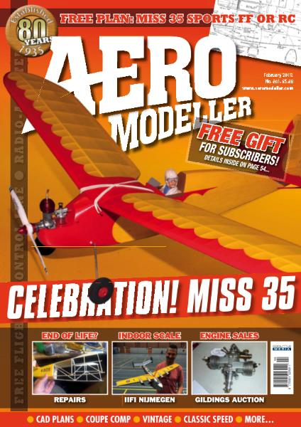 Aeromodeller - Issue 981 - February 2019