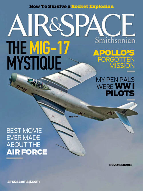 Air & Space Smithsonian – October 2018