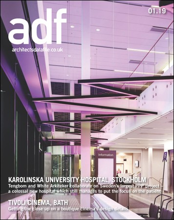 Architects Datafile (ADF) - January 2019
