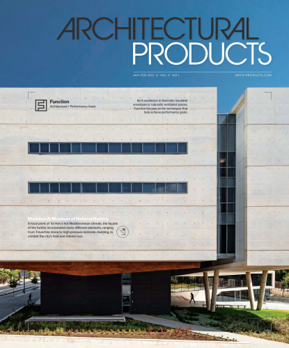 Architectural Products - January/February 2019