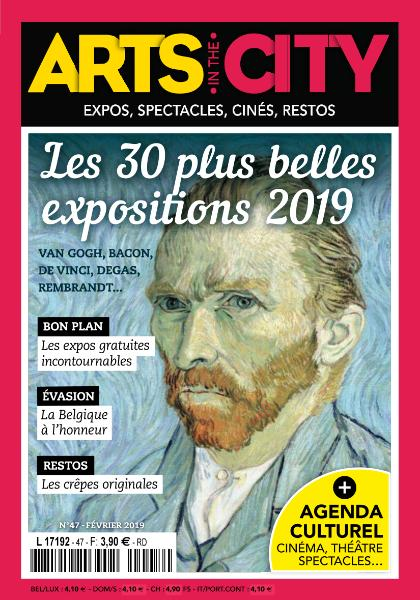 Arts in the City - Février 2019