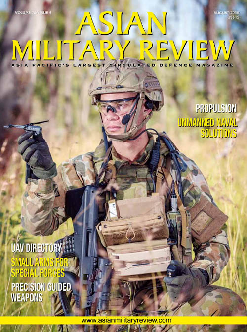 Asian Military Review - August 2018
