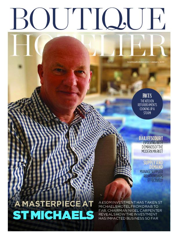 Boutique Hotelier – January 2019
