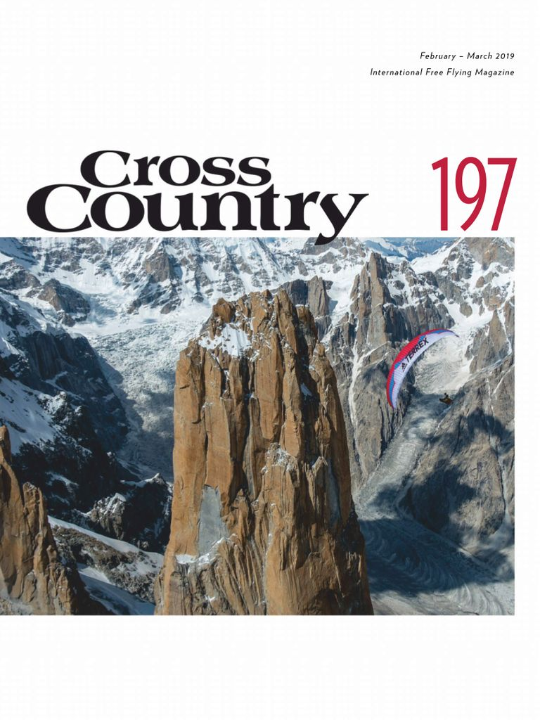 Cross Country - February 2019
