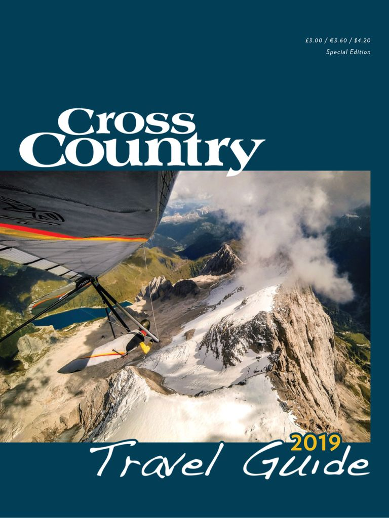 Cross Country Travel Guide – January 2019