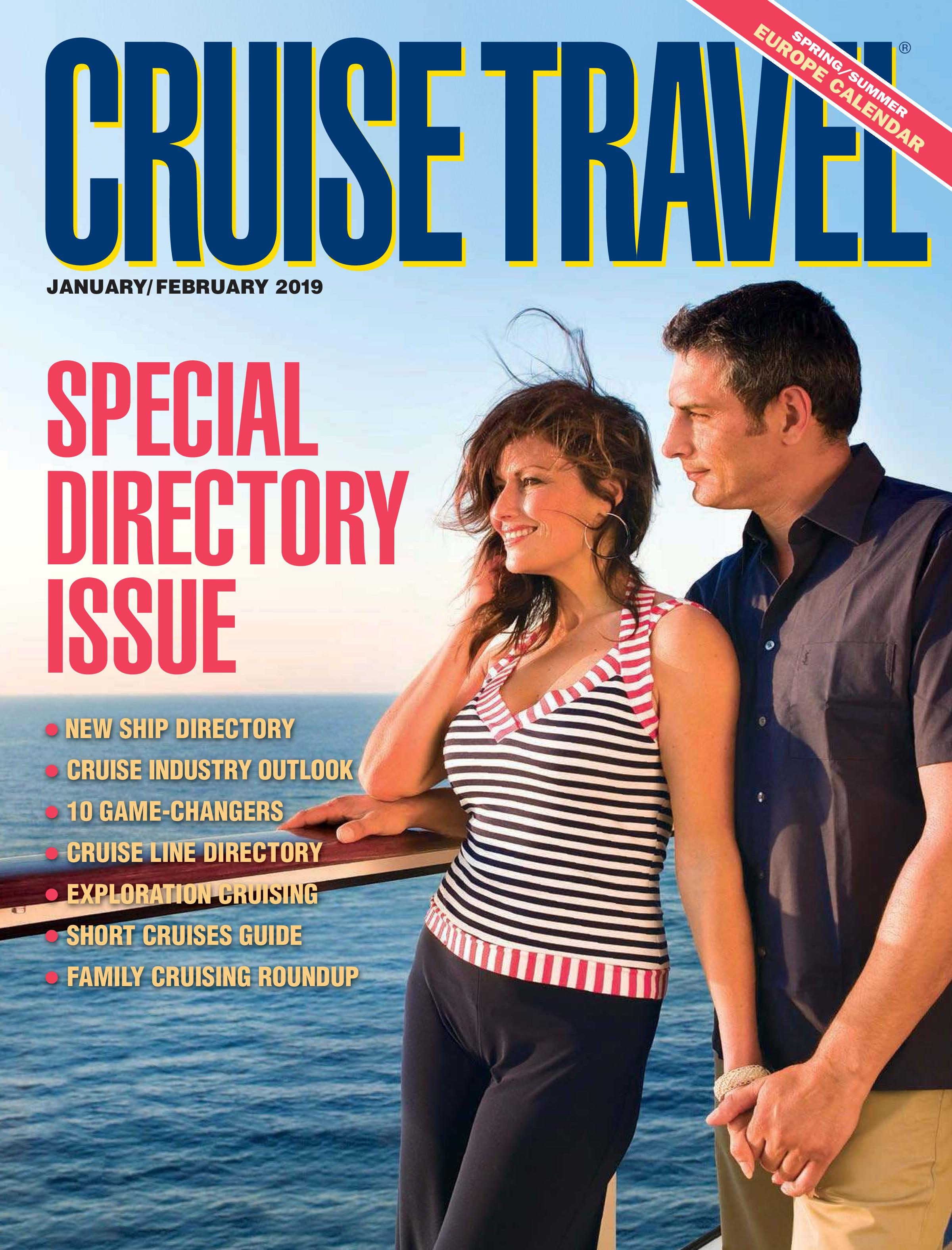 Cruise Travel – January 2019