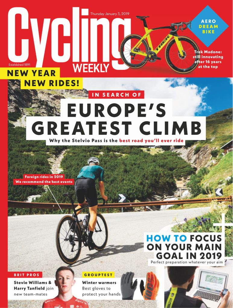Cycling Weekly - January 03, 2019