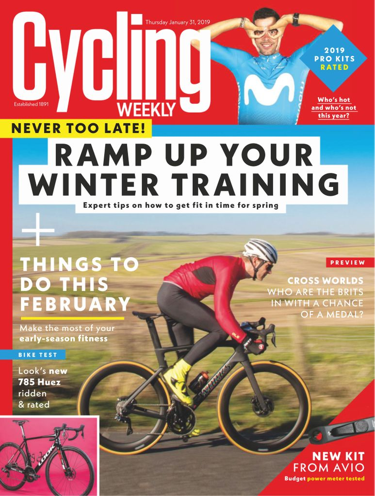 Cycling Weekly - January 31, 2019