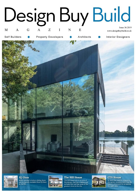 Design Buy Build - Issue 36 2019