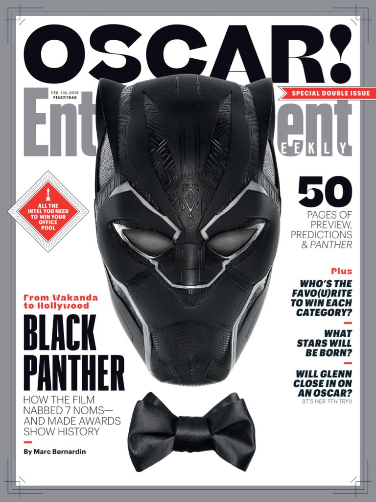 Entertainment Weekly - February 07, 2019