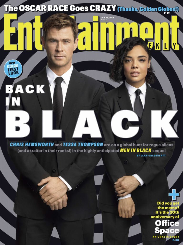 Entertainment Weekly - January 24, 2019