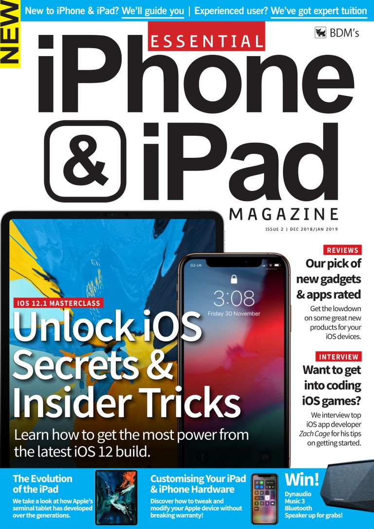 Essential iPhone & iPad Magazine – December 2018