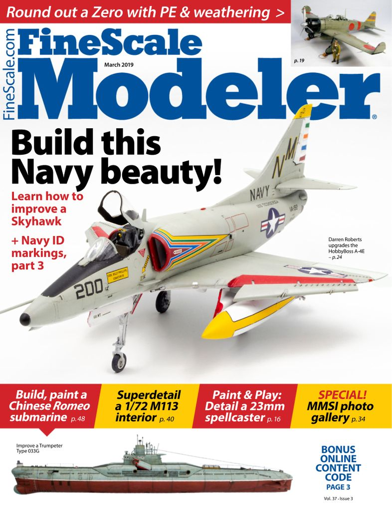 FineScale Modeler - March 2019