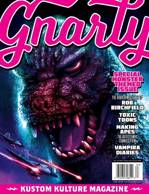 Gnarly Magazine - Fall 2018