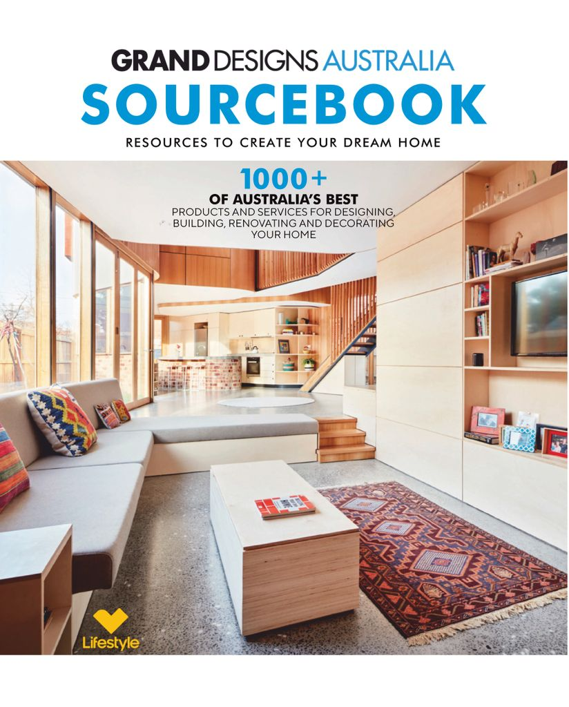 Grand Designs Australia Sourcebook - December 2018
