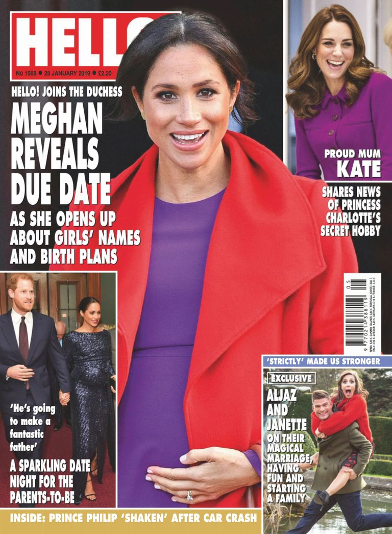 Hello! Magazine UK - 04 February 2019