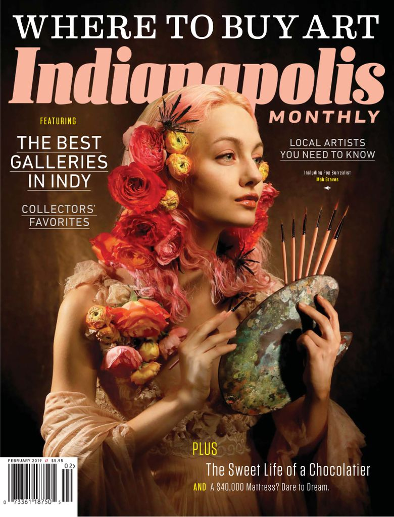 Indianapolis Monthly - February 2019