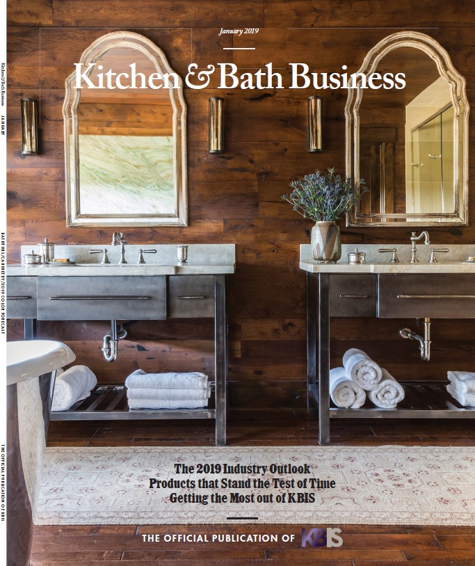 Kitchen & Bath Business - January 2019