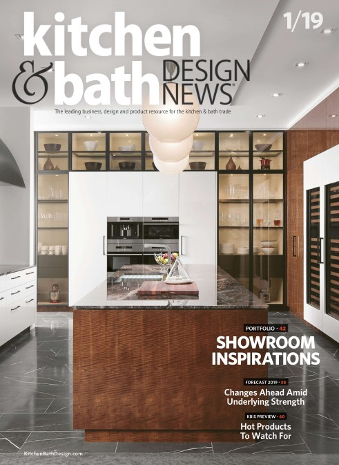 Kitchen & Bath Design News - January 2019