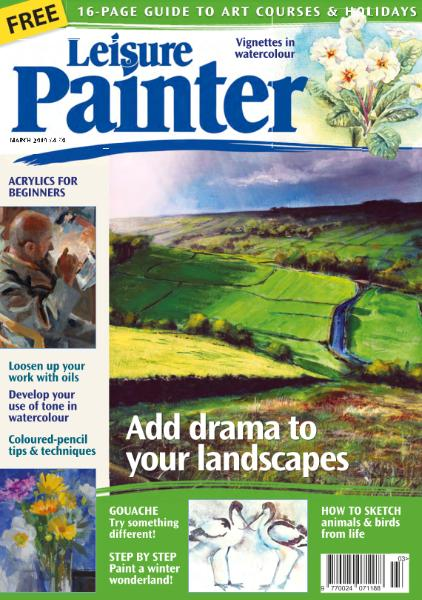 Leisure Painter - March 2019
