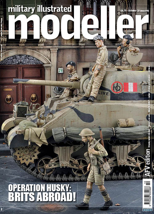 Military Illustrated Modeller – October 2018